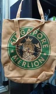 Starbucks Singapore Bag