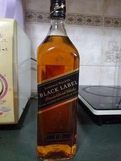 🚚 Liquor Black Label 12yrs old