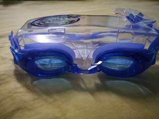 Ogival Anti-Fog Goggle with power 800