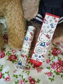 DHC 限量kitty純橄欖護脣膏