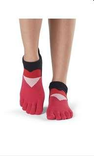 Toesox - Low Rise Full Toe - Passion