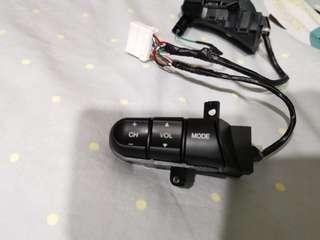 Honda Civic FD Steering Control Switch (Amber)