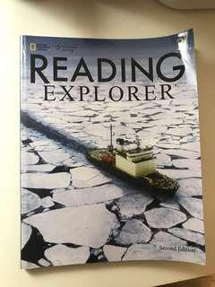 🚚 Reading explorer #我要賣課本