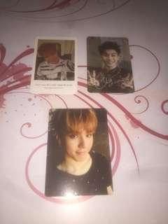 WTS GOT7 YUGYEOM OFFICIAL PC