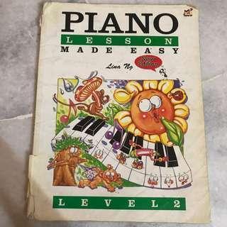Lina Ng Piano Book Level 2