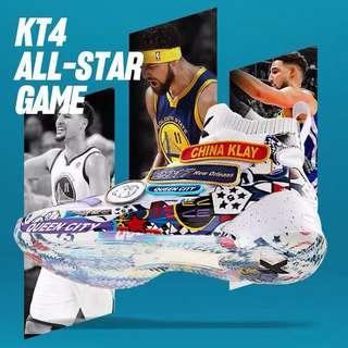 Anta KT4 NBA All Star 2019 特別版
