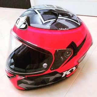 (NEW) KYT full face helmets - S size