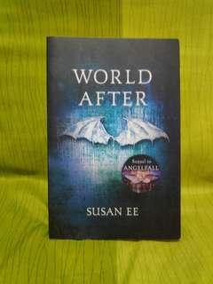 World After by Susan Ee | A sequel to Angelfall
