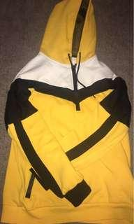 Yellow Cotton On hoodie