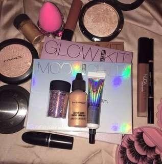 High brand makeup (make offer)