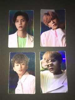 NCT 127 Regular Hologram Sticker