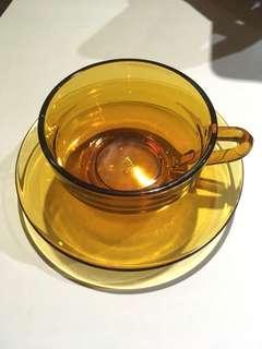 Adelex coffee cup mug 杯 玻璃杯 咖啡杯