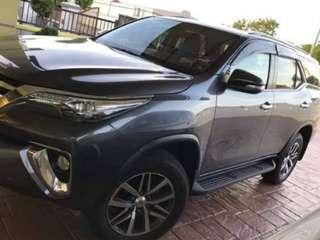GERAN TOTALLOST TOYOTA FORTUNER 2.7 AT