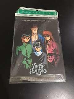 Yu Yu Hakusho / Ghost Fighter Shitajiki (pencil board) #8