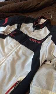 RS Taichi - RSJ305 Mesh Motorbike Jacket (Jaket Motor)
