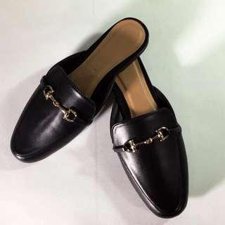 Gucci inspired slip on shoes