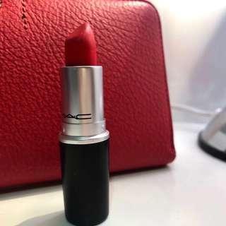 Mac 'Lady Danger' Matte Lipstick