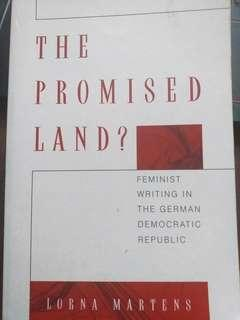 The Promised Land? by Lorna Martens