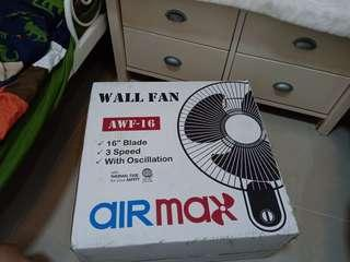 air max wall fan