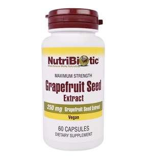 Grapefruit Seed Extract 西柚籽丸 Two Bottles 兩樽