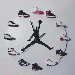 Jordan 掛鐘