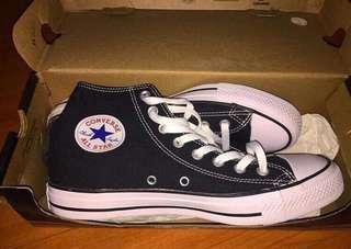 Black converse for men/women