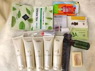 SALE Innisfree Etude House Travel Set