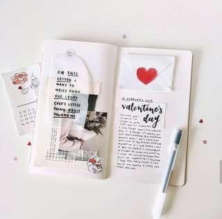 🚚 Bullet Journal Grab Bags!!