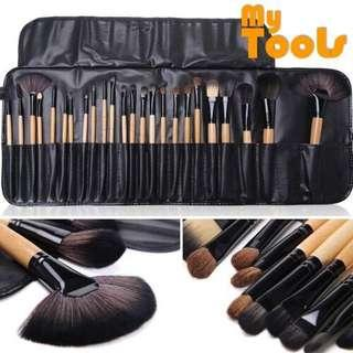 24pcs Makeup Artist Brush Set Cosmetic
