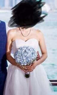 簡單款婚紗