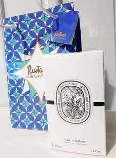 · Brand: Diptyque Eau Rose by Diptyque