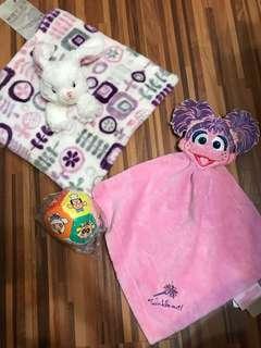 寶寶安撫巾