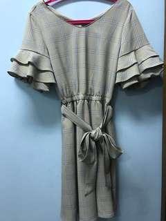 Cecil Mcbee Tartan Dress