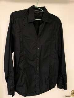 Esprit 黑襯衫