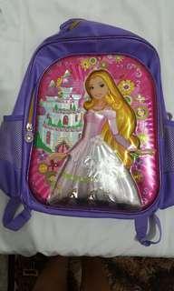 Purple School bag for SALE