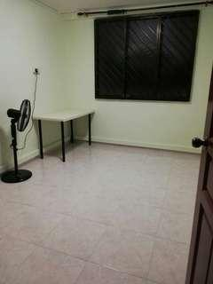 Rental of room available