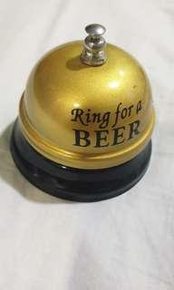 Ringing Beer Bell