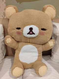 Rilakkuma鬆弛熊大公仔 ~ 矇豬眼