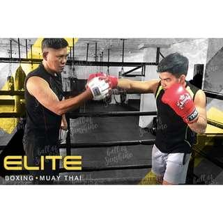 1-Hour One-on-One Boxing Session at Elite Boxing Ortigas