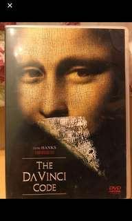 Davinci Code DVD
