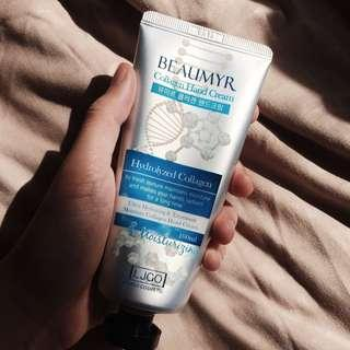Beaumyr Collagen Hand Cream (Korean)