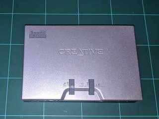 Creative USB Sound Blaster