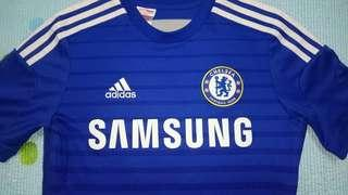 Adidas authentic jersey Chelsea home 2014