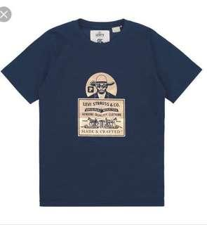 Levi's Made & Crafted t shirt