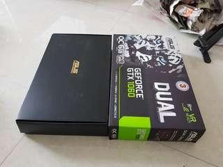 ASUS GTX 1060 6GB