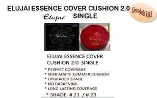 Elujai Essence Cover Cushion 2.0 Single w/ free sheet mask