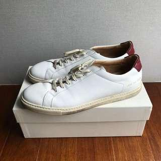 Common Projects Achilles retro low red white