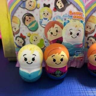 Coo'nuts Disney Candy - Elsa & Anna Set