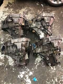 Vtec 5 speed gear box lsd