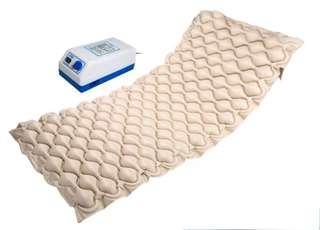 Air mattress - electronic and bedsore prevention